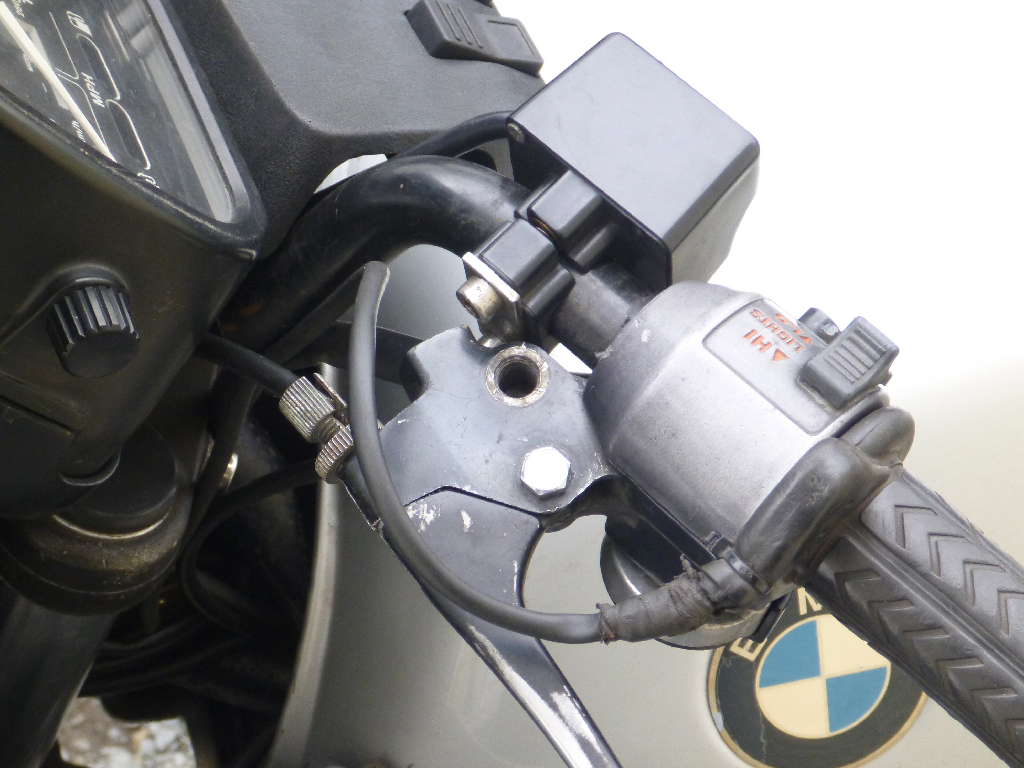 Wiring Harnesses For The Moto Guzzi 850 T3 California In Non Bmw Handlebar Switches Enlarge This Imagereduce Image Click To See Fullsize
